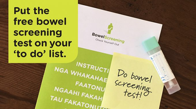 Screening For Bowel Cancer